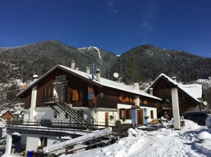 GUESTHOUSE PACE ALPINA